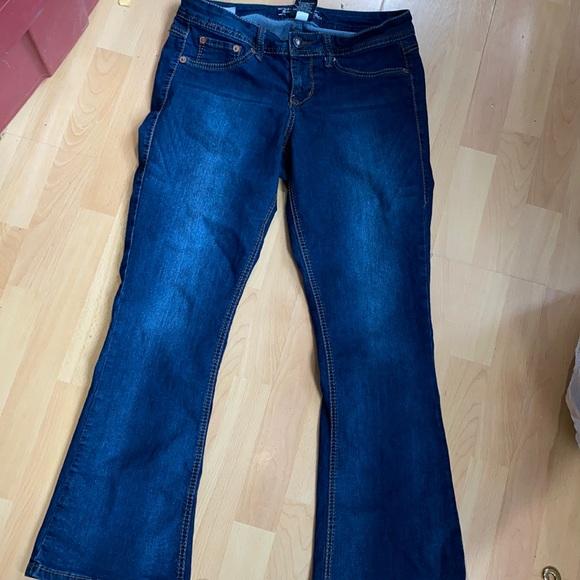 Torrid's Source of Wisdom Women's Slim Boot Jeans